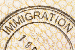 Immigration Badge | Chicago Immigration Attorney | Jarecki Law Group, LLC