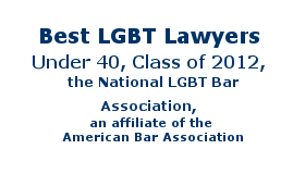 Best LGBT Lawyers Under 40, Class of 2012 | Chicago Immigration Attorney | Jarecki Law Group, LLC