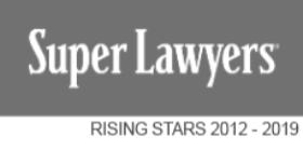 Logo Super Lawyers 2012 - 2019 | Jarecki Law Group, LLC